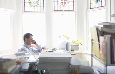 """7 pasos para realizar una política """"Home office"""""""